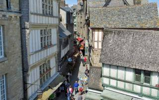 Grand Rue, Visit Mont St-Michel