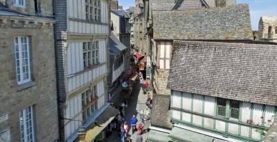 Grand Rue, Visit Mont St-Michel