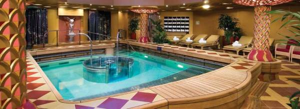 Greenhouse Spa, Holland America Line