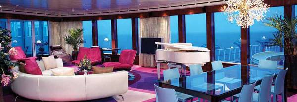 Haven, Norwegian Jewel, Norwegian Cruise Line
