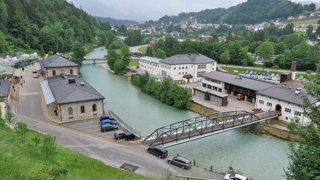 Hiking, Berchtesgaden Visit, Salt Mine Entrance