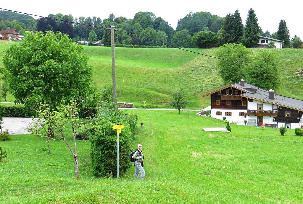 Hiking Trail from Obersalzberg to Berchtesgaden, Berchtesgaden Visit