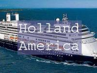 Holland America Title Page