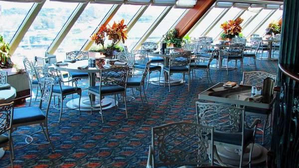 Horizon Court Buffet, Princess Cruises, Coral Princess Review