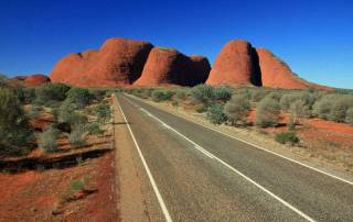 Kata Tjuta the Olgas, Outback, Visit Red Centre, Australia
