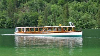 Königssee Electric Boat, Berchtesgaden Visit