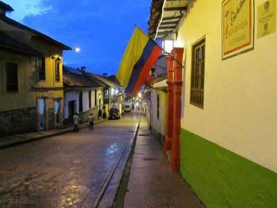 La Candelaria, Old Town, Visit Bogotá
