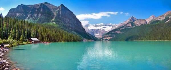 Lake Louise, Visit Banff National Park