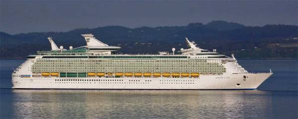Mariner of the Seas, Victoria, BC, Royal Caribbean International