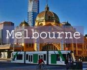 Melbourne Title Page