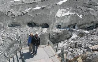 Mer de Glace Ice Caves, Chamonix Mont-Blanc Visit