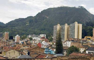 Monserrate Mountain from La Candelaria, Visit Bogotá