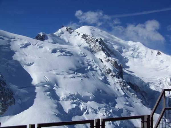 Mont Blanc Peak, Chamonix Mont-Blanc Visit