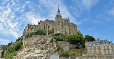 Abbey and Village, Visit Mont St-Michel