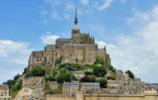 Visit Mont St-Michel, Normandy, France