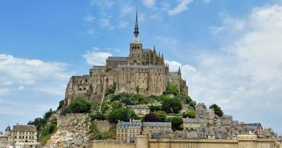 Visit Mont St-Michel, Normandy, France