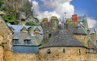 Visit Mont St-Michel, France