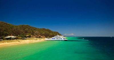 Moreton Islands, Visit Brisbane, Australia