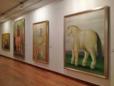 Museo de Botero, Visit Bogotá