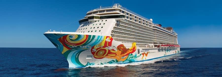 Norwegian Cruise Line Ncl Freestyle Orana Travel