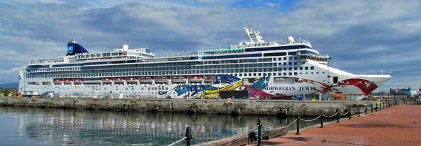 Norwegian Jewel, Victoria, BC, Norwegian Cruise Line