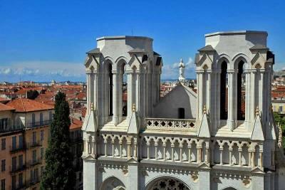 Notre Dame de Nice, Visit Nice, France