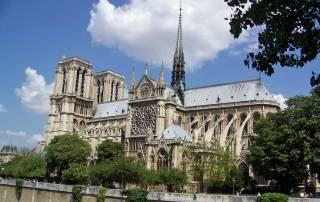 Notre Dame, Paris Visit