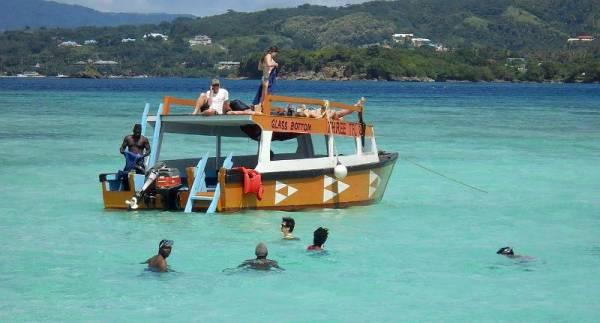 Nylon Pool, Tobago, Visit Trinidad & Tobago