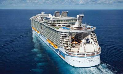 Oasis of the Seas, Royal Caribbean International
