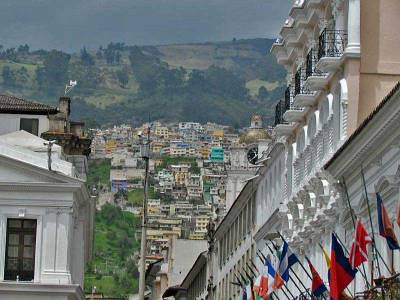 Old Town, Visit Quito