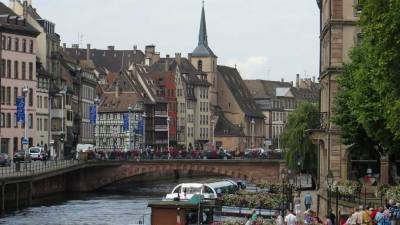 Old Town Canal Tour, Visit Strasbourg