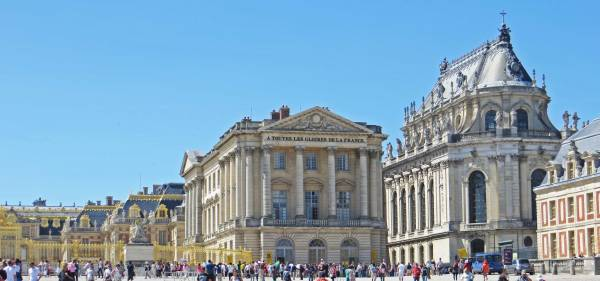 Palace of Versailles, France, Versailles Tour