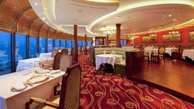 Palo Restaurant, Adult Only Dining, Disney Cruise Line
