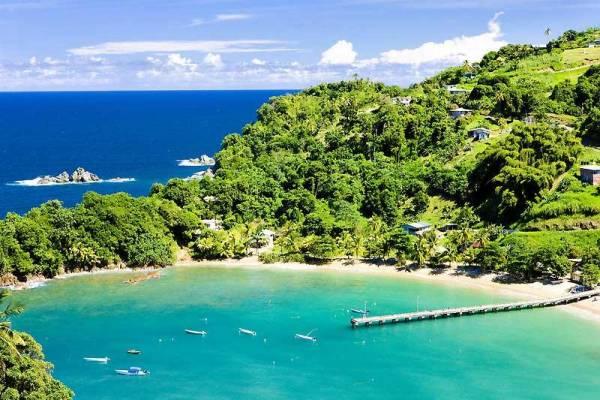 Parlatuvier Bay, Tobago, Visit Trinidad & Tobago