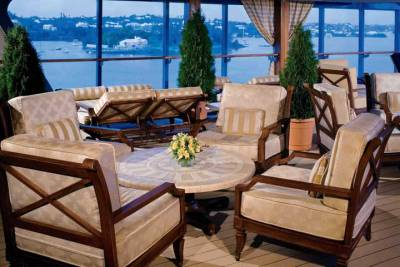 Patio, Azamara Club Cruises