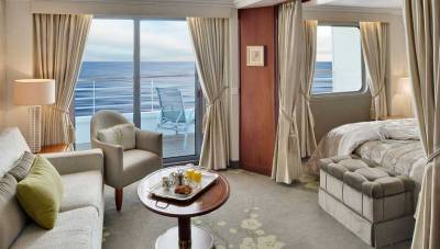 Penthouse, Crystal Cruises