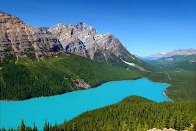 Peyto Lake, Visit Banff National Park