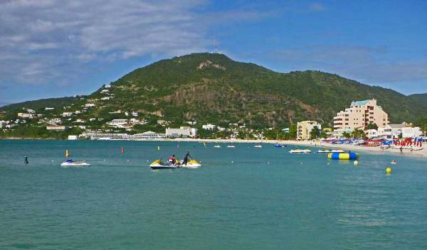 Philipsburg, Water Sports, Visit St Maarten