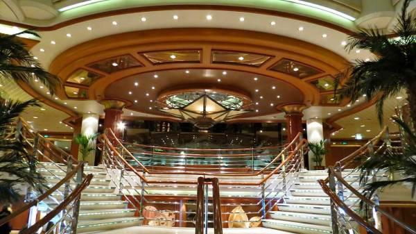 Piaza, Princess Cruises, Coral Princess Review