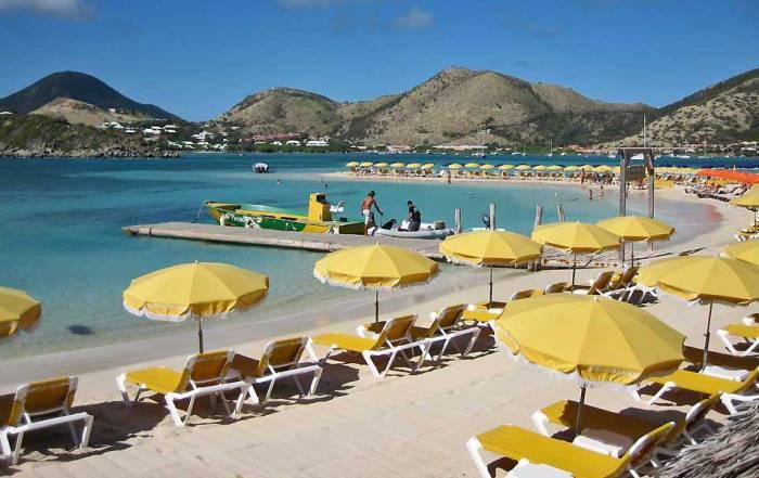 Pinel Island Dock, St Martin, Pinel Island Snorkel