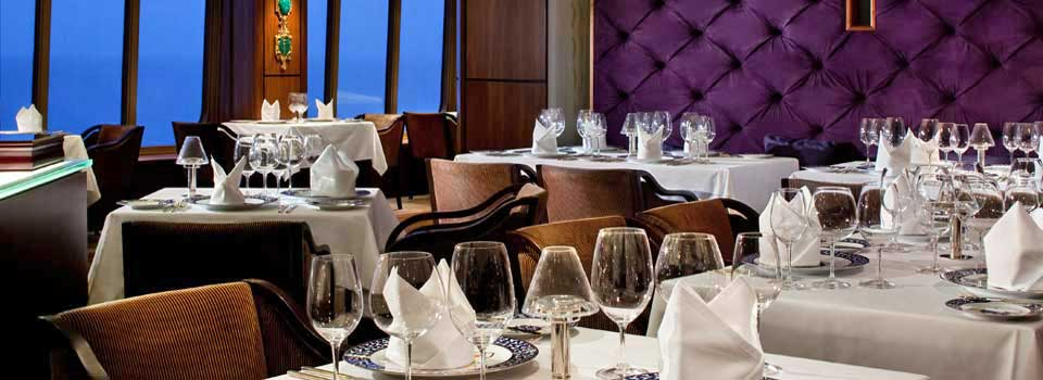 Holland America Line Neptune Suites Pinnacle Grill Orana Travel - Pinnacle grill