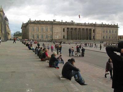 Plaza de Bolivar, Visit Bogotá