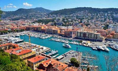 Port Lympia, Visit Nice, France
