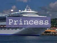 Princess Cruises Title Page