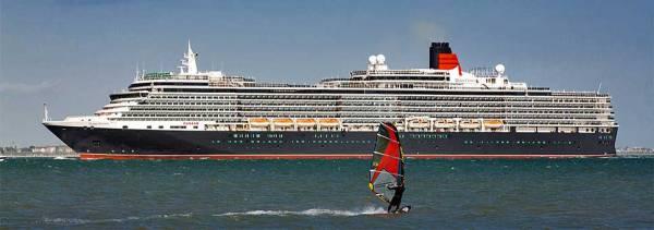 Queen Victoria, Cunard Line