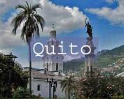 Quito Title Page