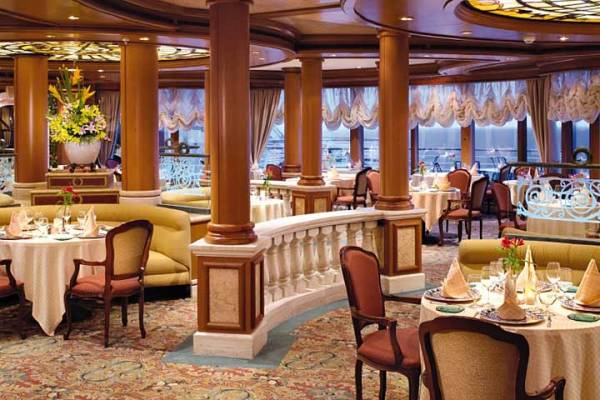 Sabatini's, Princess Cruises