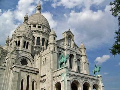Sacre Coeur, Paris Visit