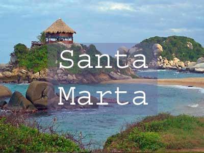 Santa Marta Title Page