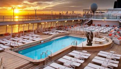 Seahorse Pool, Crystal Cruises